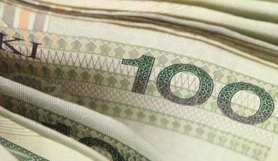 polski złoty stuzłotówki banknoty
