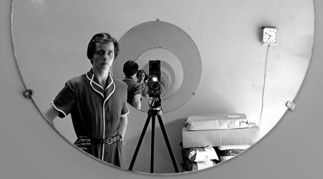 Vivian Maier –autoportret w lustrze