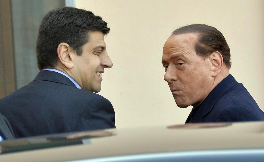Silvio Berlusconi rozpoczyna prace społeczne