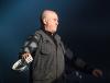 Peter Gabriel podczas koncertu w łódzkiej Atlas Arenie
