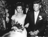 Ślub Johna F. Kennedy z Jacqueline Lee Bouvier