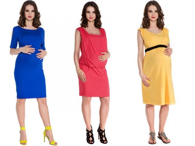 Sukienki ciążowe My Tummy - kolekcja wiosna/lato 2014