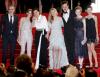 Reżyser Olivier Assayas oraz jego gwiazdy: Kristen Stewart, Juliette Binoche i Chloe Grace Moretz w Cannes