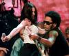 Lenny Kravitz i Madonna na gali MTV Video Music Awards 1998