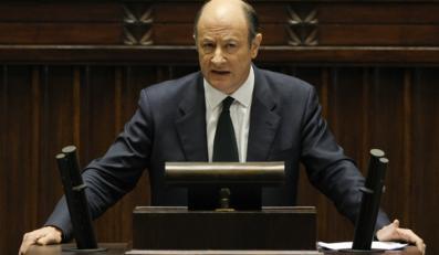 PiS: Minister finansów jak Dzierżyński