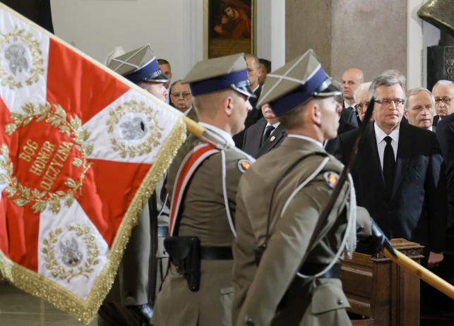 Msza pogrzebowa za generała Wojciecha Jaruzelskiego