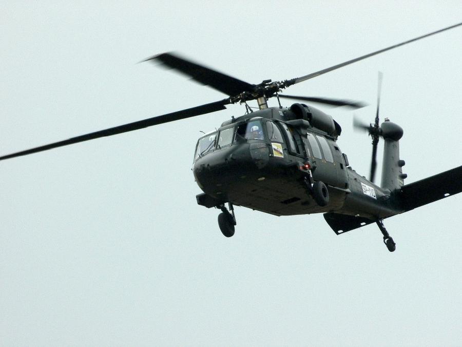Black Hawk produkowany w zakładach PZL MIELEC