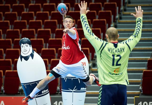Polscy szczypiorniści szykują się do meczu z Hiszpanią