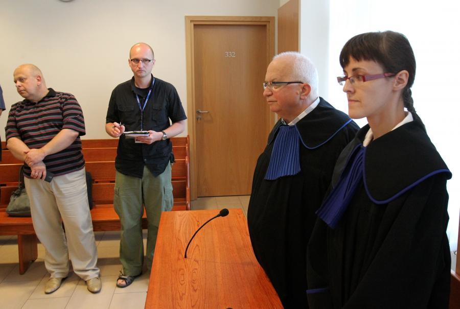 Proces w sprawie domu Agnes Trawny