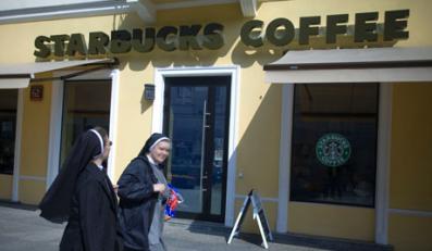 Jak na piwo, to do Starbucks