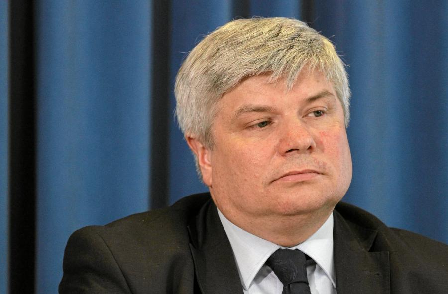 Maciej Lasek, przewodniczący Państwowej Komisji Badania Wypadków Lotniczych
