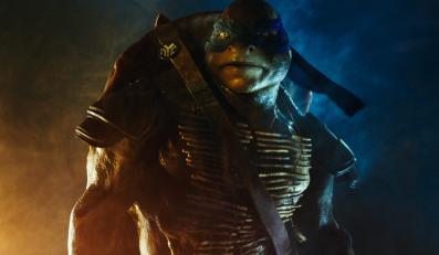 Żółwie ninja znów atakują