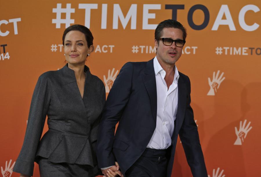 Brad Pitt i Angelina Jolie w końcu wezmą ślub