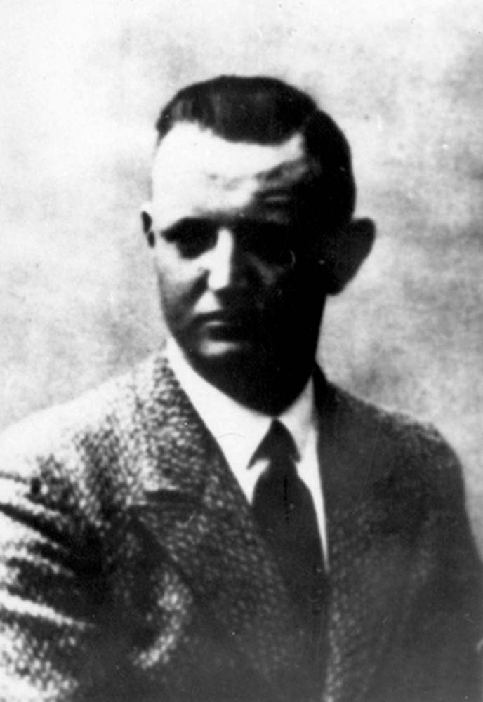 Kaci Warszawy: Ludwig Hahn (fot. akta personalne SS)