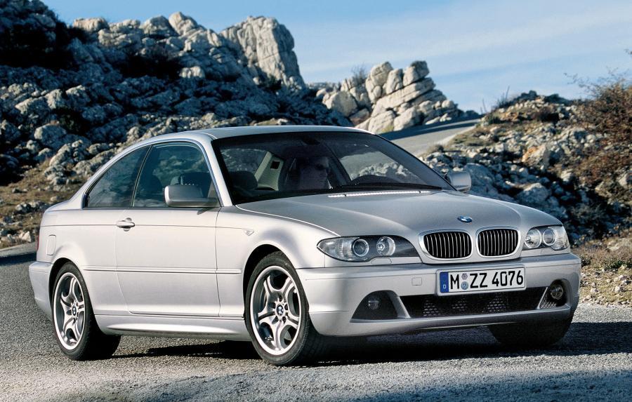 BMW serii 3 - 6. miejsce na rynku aut używanych