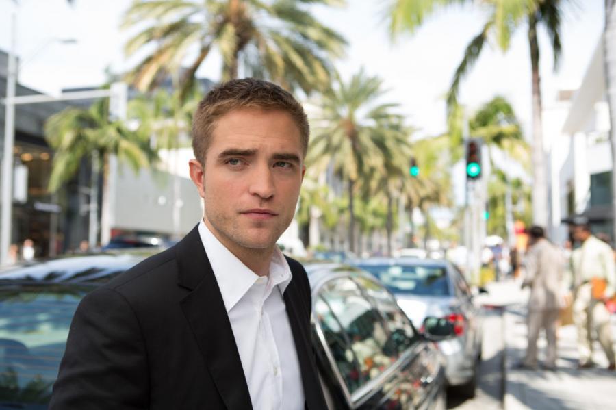 Robert Pattinson w filmie \