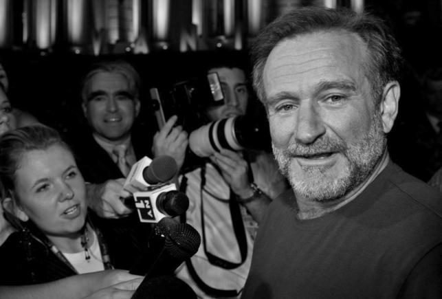 Robin Williams (1951 – 2014)