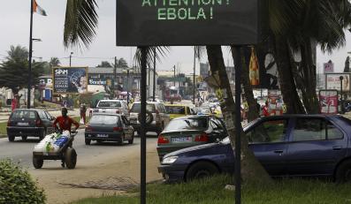 Uwaga, ebola!