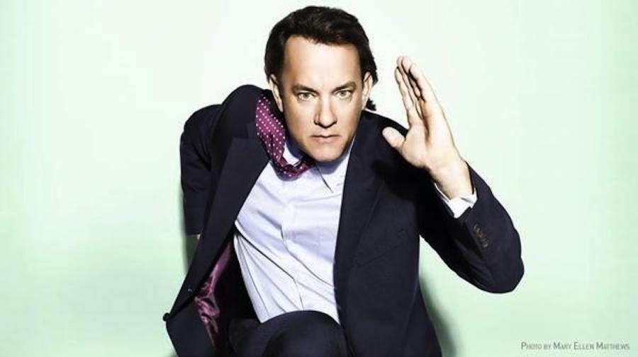 Tom Hanks podąża za wskazówkami Dantego