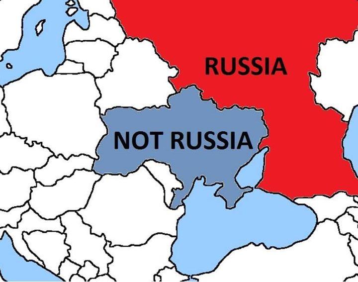 Mapa wschodniej Europy