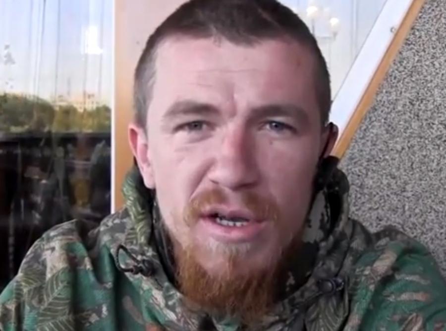 Arsen Pawłow, pseudonim Motorola