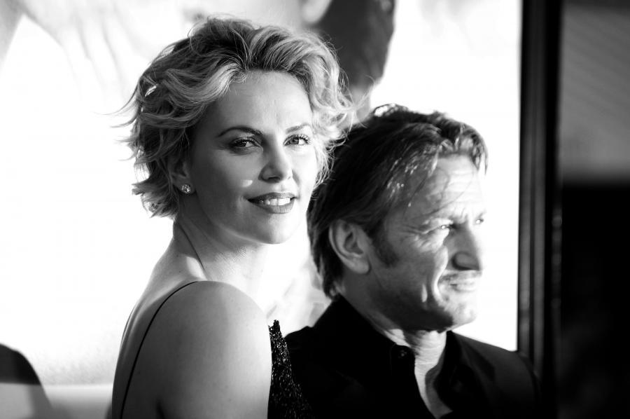 Charlize Theron i Sean Penn kręcą\
