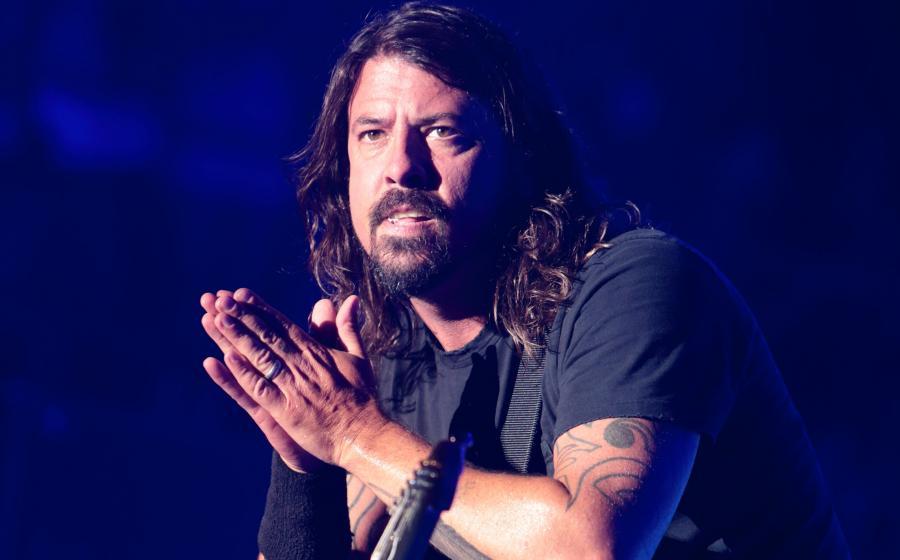 Foo Fighters dali koncert w opuszczonym tunelu kolejowym pod Waterloo Station w Londynie