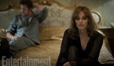 Angelina Jolie i Brad Pitt w latach 70.