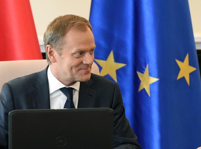 Ostatnie posiedzenie rządu Donalda Tuska