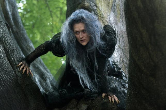 """Meryl Streep w filmie """"Tajemnice lasu"""""""