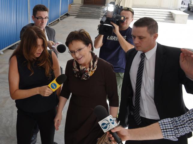 Ewa Kopacz i jej nowy rząd - premiera w piątek o 10 rano
