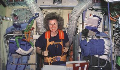 Komputerowy psycholog pomoże astronautom
