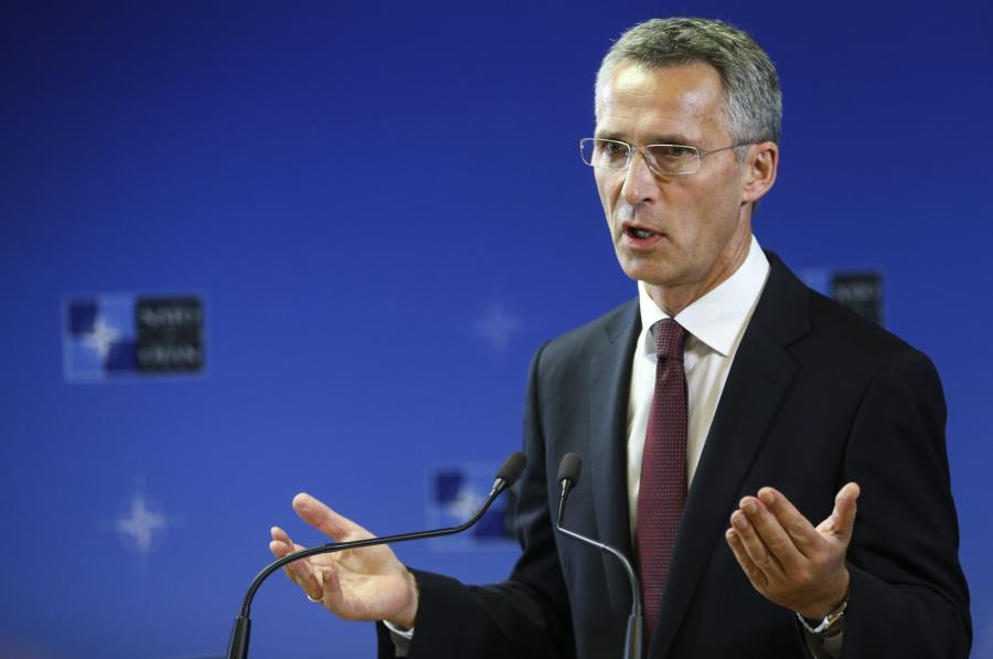 Nowy szef NATO Jens Stoltenberg
