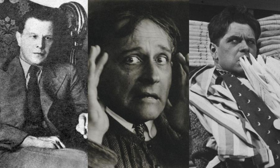 Tadeusz Dołęga-Mostowicz, Witkacy i Eugeniusz Bodo
