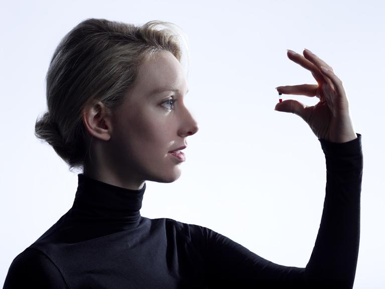 Elisabeth Holmes