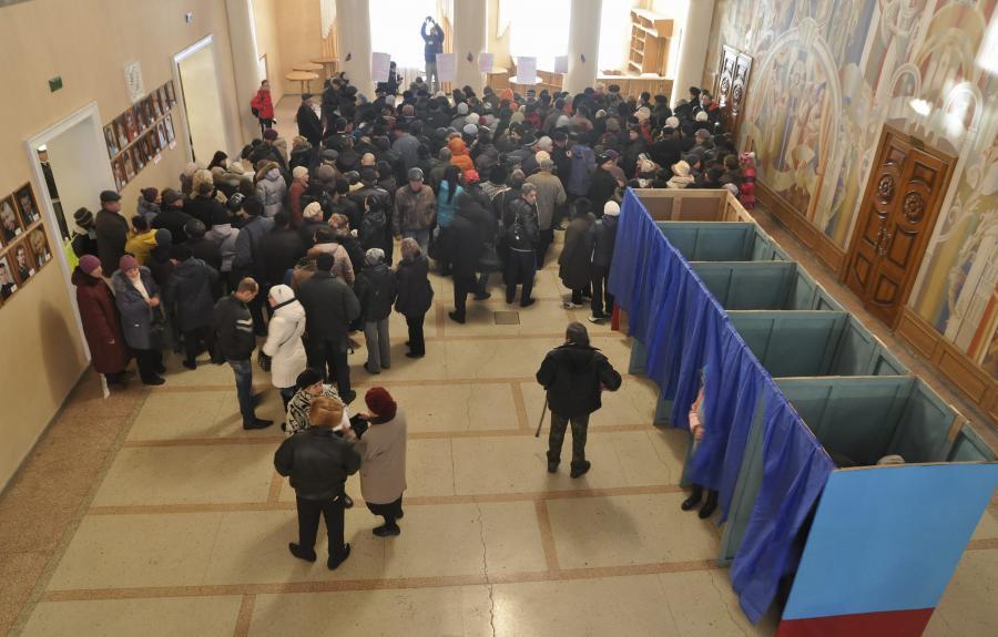 Tylko Rosja uznaje wybory