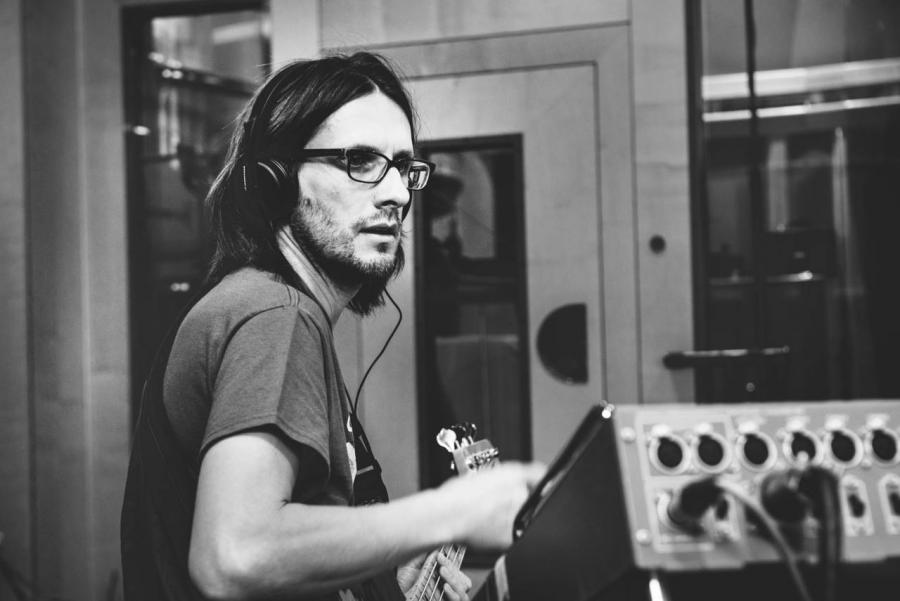 Zajrzyj do studia Stevena Wilsona