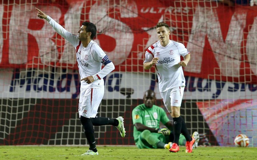 Sevilla FC - Standard Liege