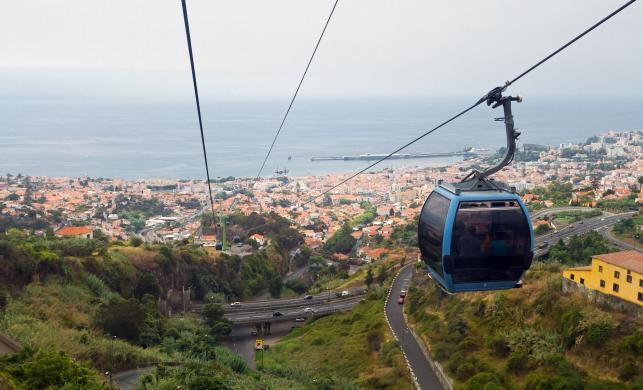 Wyspy na jesienny urlop - Madera