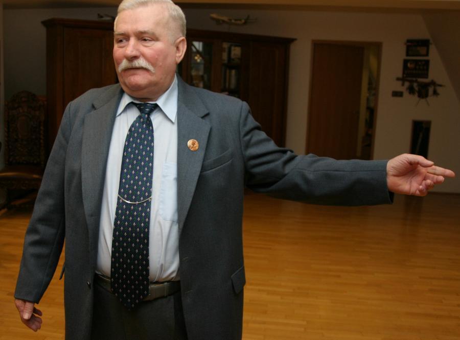 Lech Wałęsa nie wjedzie do Wenezueli