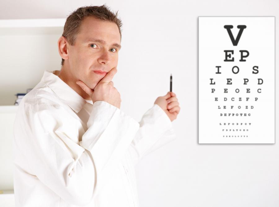 Lekceważenie wizyt u okulisty