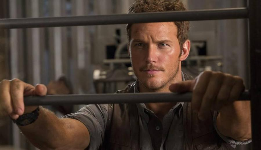 Chris Pratt w \