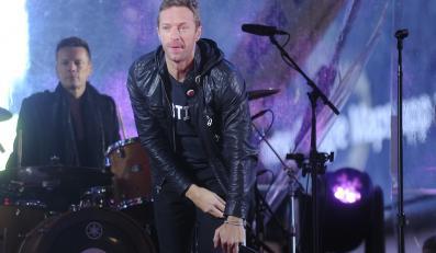 Chris Martin opowiedział o współpracy z Angeliną Jolie