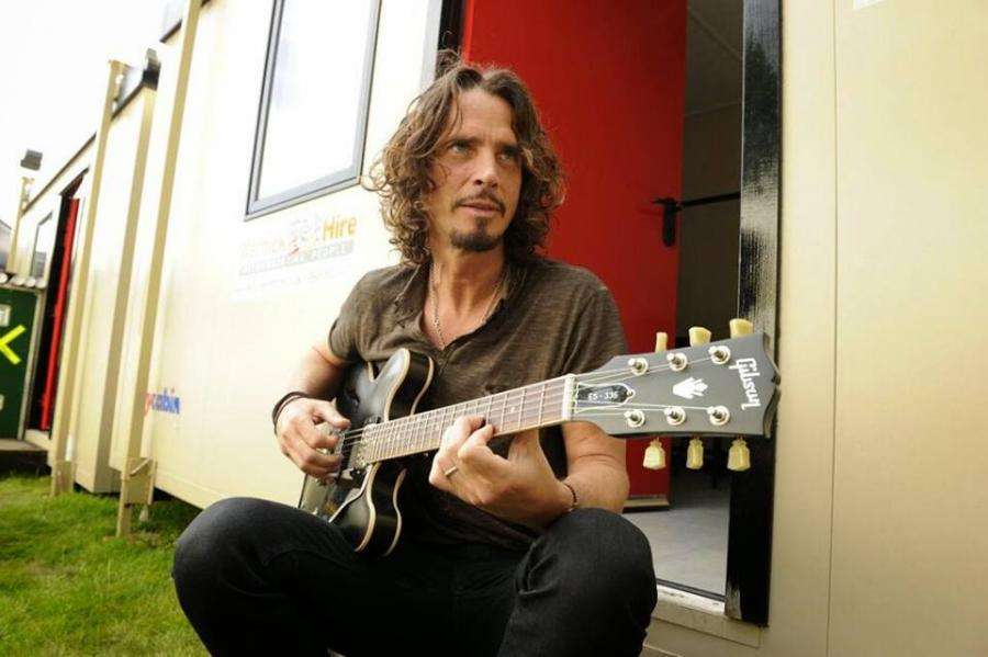 Chris Cornell, wokalista Pearl Jam i Temple Of The Dog