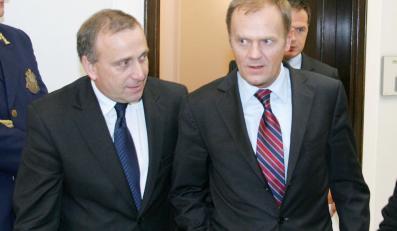 Ani Tusk, ani Schetyna, nie pójdą na bal do prezydenta