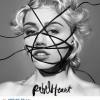 "Miley Cyrus jako Madonna na okładce ""Rebel Heart"""
