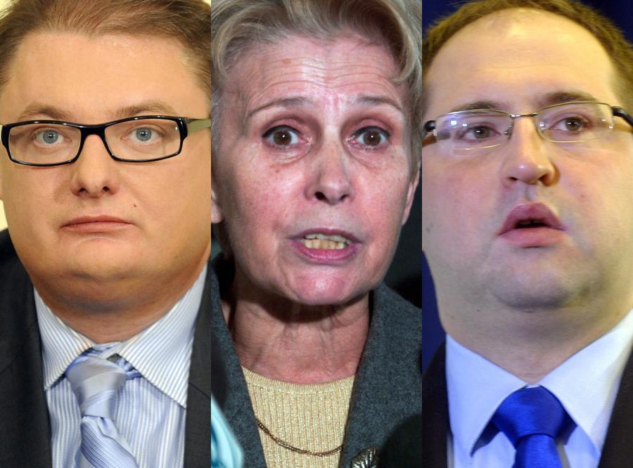 Jakie trupy trzymają w szafach politycy?