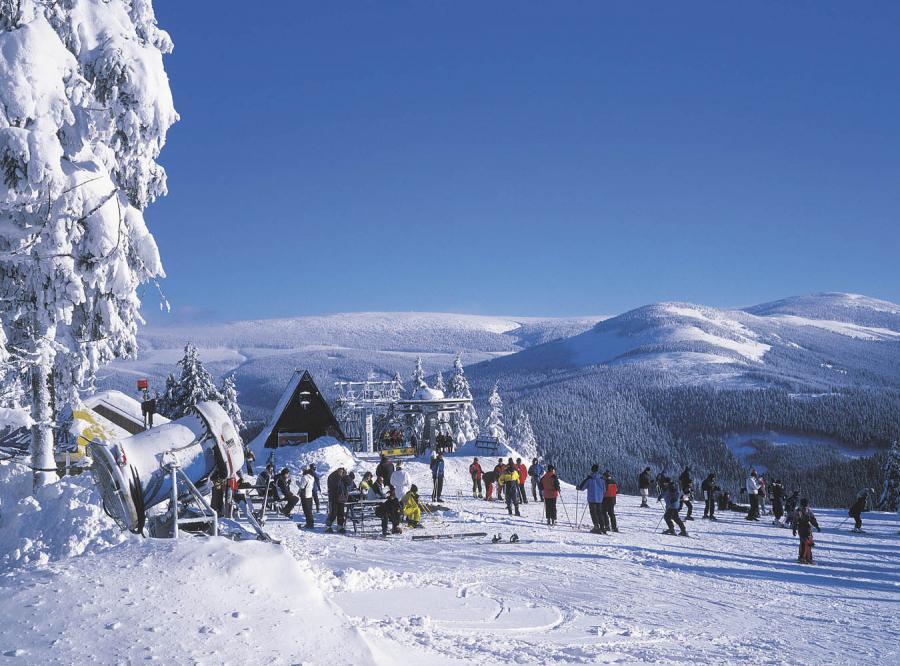 Popatrz sobie na czeskie góry