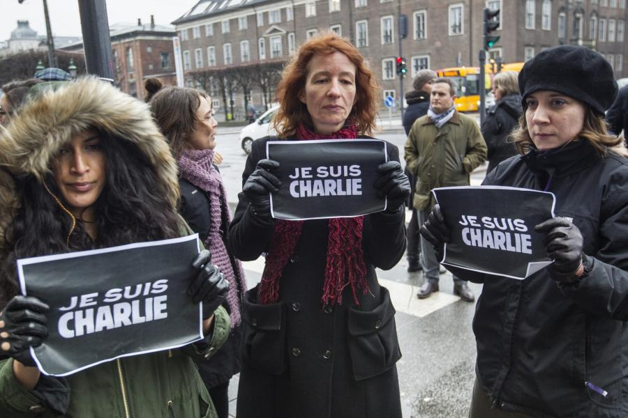 Dania. Świat w reakcji na zamach we Francji