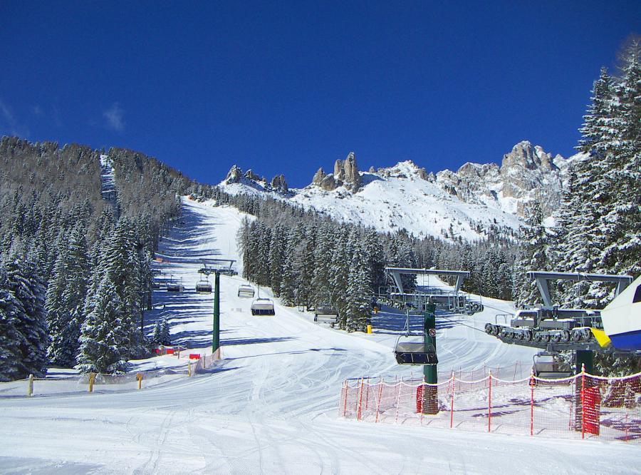 Sprawdź świetne trasy w Val di Fassa